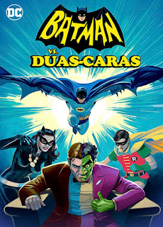 Batman vs. Duas-Caras - HDRip Dual Áudio