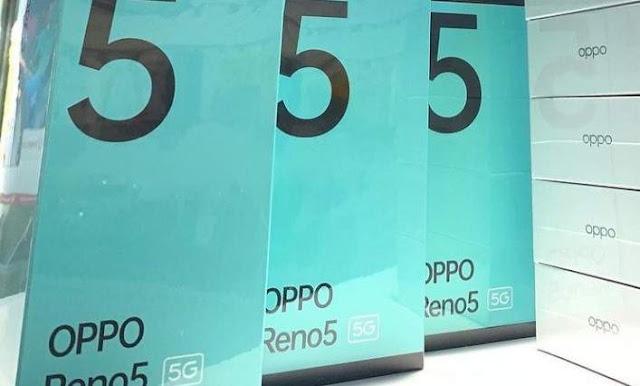 Oppo Reno5 5G Indonesia