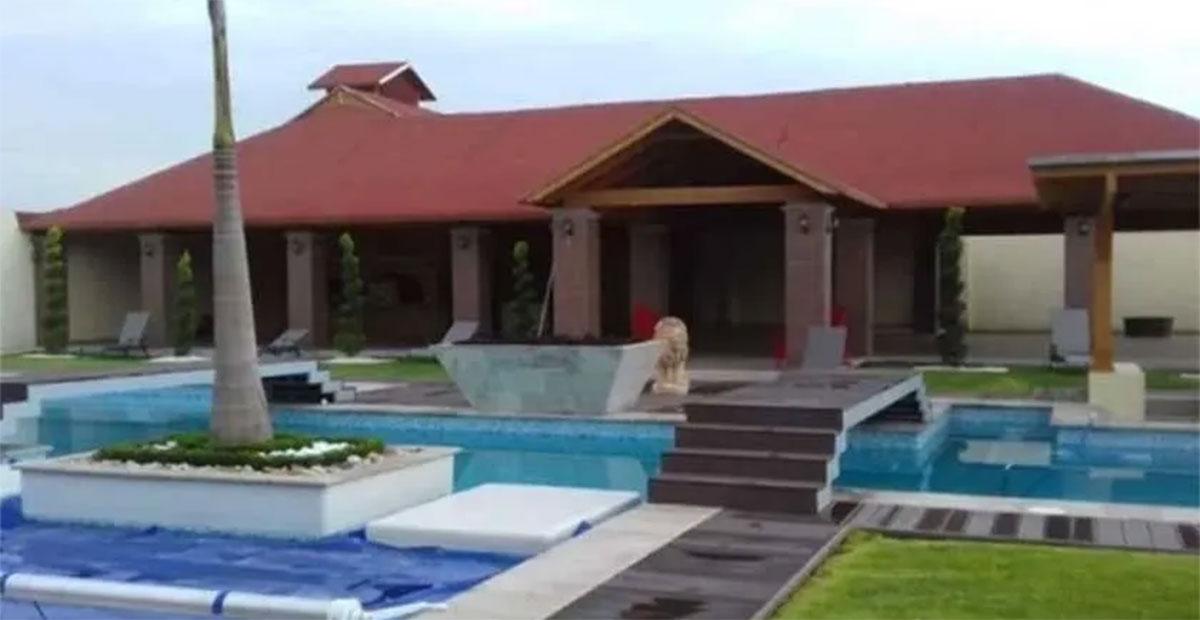 'El Marro' tenía un 'paraíso' como vivienda en Celaya