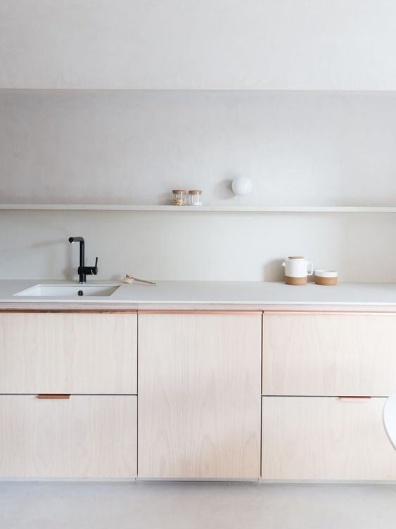 Incorporating Wood in the Kitchen Design