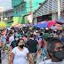 Mga mamimili na dumagsa sa Balintawak Market, binatikos online | filipinoclip.com