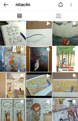 Nita Candra, Ilustrator Otodidak Terbitkan Buku di Luar Negeri