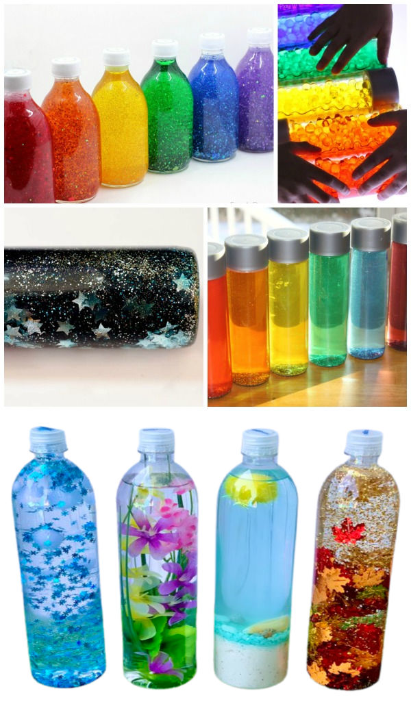 Sensory Bottles For Kids