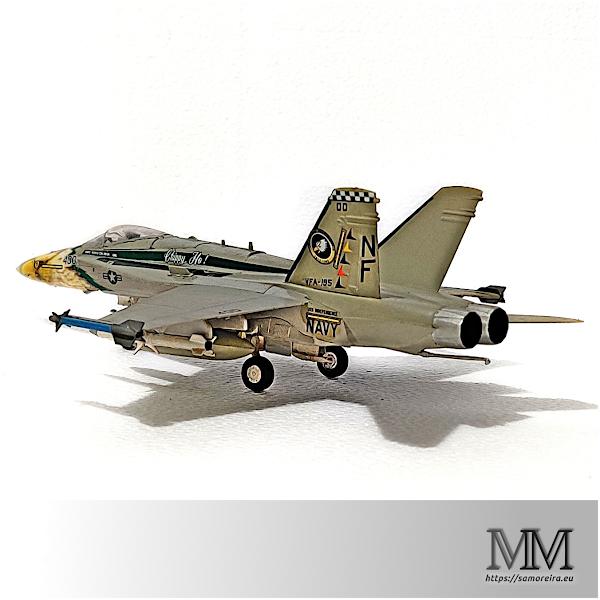 FA-18C Eagle Noseart