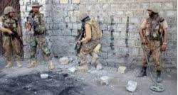 জঙ্গীদের সাথে সংঘর্ষে 7 পাকিস্তানি সেনার মৃত্যু