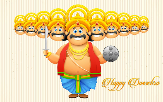 Happy Dussehra 2016 Wishes