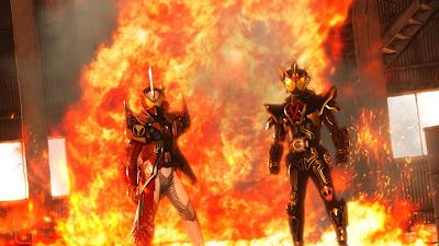 Kamen Rider Saber x Ghost