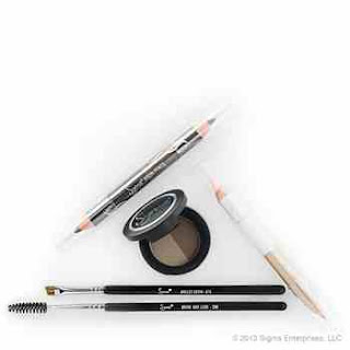 Sigma- Brow Kit Value Set - Medium, Sigma Beauty Make Me Cool Essential Kit, Lime Crime Velvetinnes, Lime Crime uniliner, MAC cosmetics lipstick, MAC cosmetics eyeshadows, Guerlain Météorites  Presed Powder, Météorites Voyage Exceptional Presed Powder, Chanel Mat LUMIÈRE LONG-LASTING Soft Matte Sunscreen MakeUp,