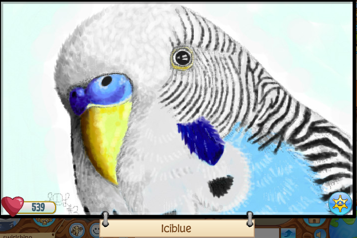 Image of: Wiki This Is Closeup Of Cat Believe And Its Honestly One Of The Coolest Pixel Art Pieces Ive Seen The Glow Around The Eyes Gives It Really Cool Animal Jam Artists Collab The Animal Jam Artists Community Some Art From Across Jamaa the
