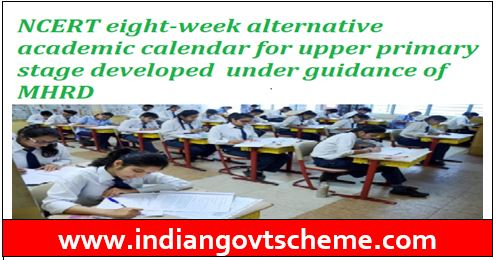NCERT eight-week