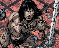 Savage Sword of Conan: Conan the Gambler - Action
