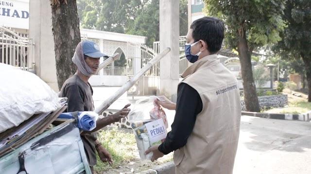 Solidaritas ASN, Gerakan Sukarela Salurkan 7.946 Paket Sembako