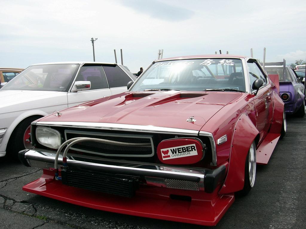 The Bosozoku Cars of Japan