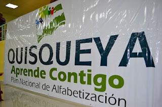 "Programa ""Quisqueya Aprende Contigo"" inicia  jornada de inscripción en Cabral"