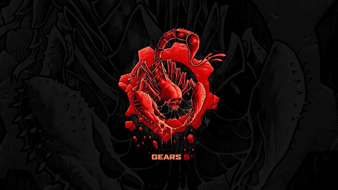 Download Gears 5 x Luke Preece, Tema per Windows 10