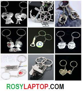 Gantungan Kunci Couple (Pasangan)
