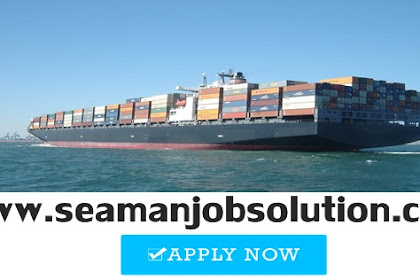 Chief engineer for container ship in singapore