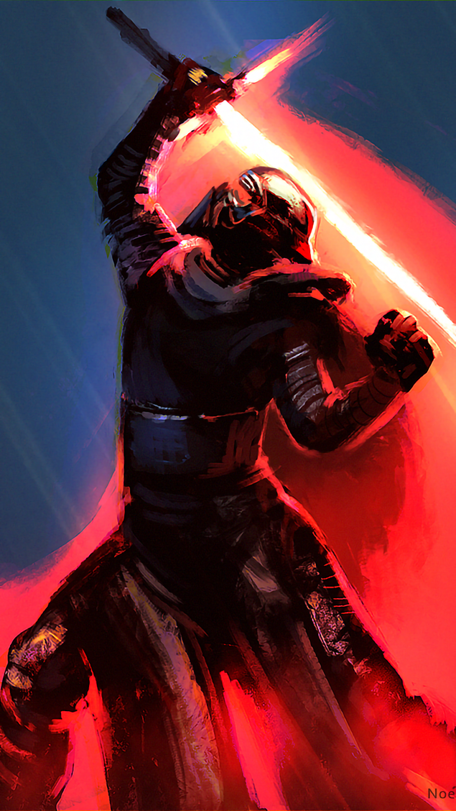 Rise of Skywalker phone wallpaper collection