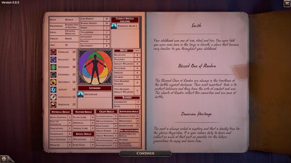 The Dark Eye Book of Heroes (2020) PC Full
