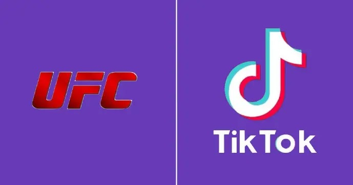 TikTok strikes are concerned with UFC live stream content
