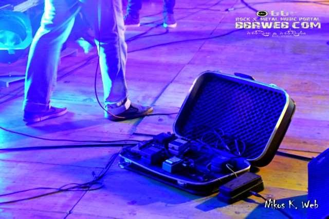 Live Report: 1ο Φεστιβάλ Αγιάς - Day1 (21/7/17)