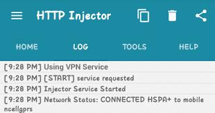 5 cara berinternet gratis menggunakan http injector terbaru