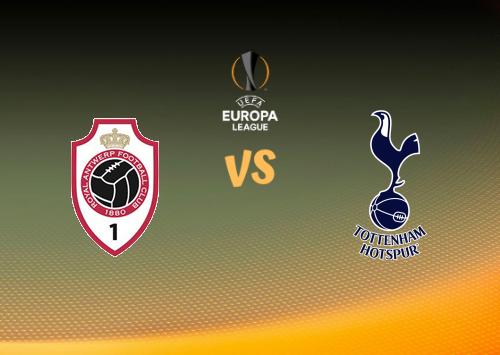 Antwerp vs Tottenham Hotspur  Resumen y Partido Completo