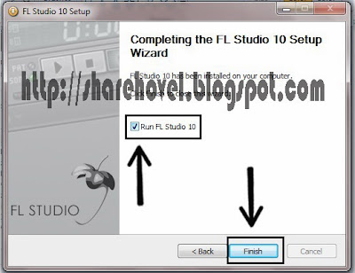 Step 9 Cara Install FL Studio 10 Full Version Disertai Gambar by sharehovel