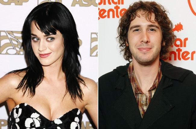 Katy Perry e Josh Groban estão juntos