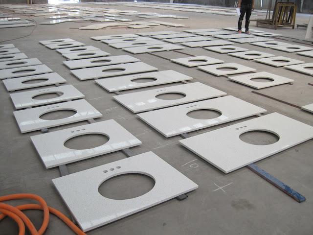 China Artificial Quartz Countertops