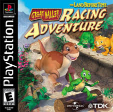 Free Download Land Before Time The Great Valley Racing adventures PSX ISO PC Games Untuk Komputer Full Version - ZGASPC