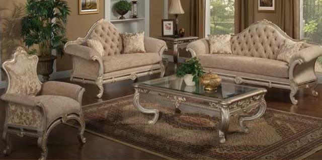 daftar harga sofa ruang tamu mewah