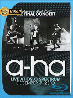 a-ha: Ending on a High Note – The Final Concert (2010) HD [1080p] Concierto​ [GoogleDrive] SilvestreHD