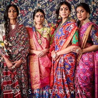 Top Silk Saree Designers, Ayush Kejriwal Silk Sarees, Silk sarees deisgners, handloom silk sarees trends, designers for silk sarees, top designer silk sarees, modern silk sarees, patola silk sarees, banarasi silk designer sarees,