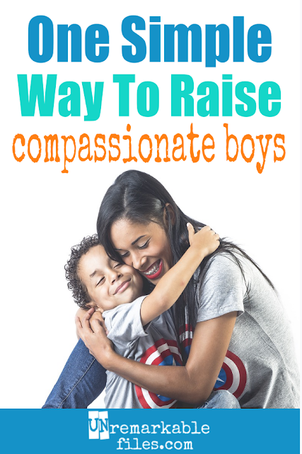 I want to raise compassionate kids just like you do, but it seems especially important for my boys to understand empathy and kindness. Sometimes it's hard to know where to begin, but his video games seem like a good place to start. #raisingkids #boys