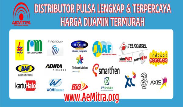aemitra.org adalah Web Resmi Server Ae Mitra Pulsa Murah Jember