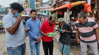 जौनपुर: समाजसेवी राजेश कुमार व जेसीआई क्लासिक की अनोखी पहल | #NayaSaberaNetwork