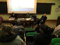 """O MUNDO À NOSSA VOLTA - Conferência """"A Escola e o Cinema"""" @ Escola Secundária du Bocage"""