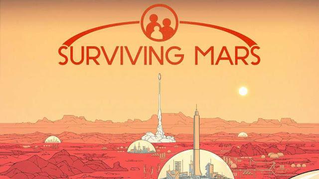 Game Simulasi Membuat Kehidupan di Planet Mars IniDia! Surviving Mars, Game Simulasi Membuat Kehidupan di Planet Mars yang WAJIB Kalian Coba