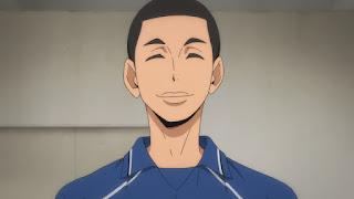 ハイキュー!! 4期アニメ 音駒高校 『海信行(CV.星野貴紀)』   Kai Nobuyuki   HAIKYU!! Season4 NEKOMA   Hello Anime !