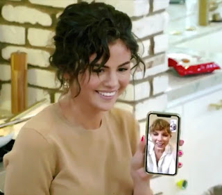 Taylor Swift's surprise cameo in Selena Gomez's show 'Selena & Chef'