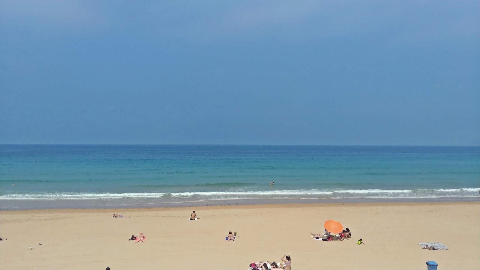 Playa del Sardinero plaże w Santander