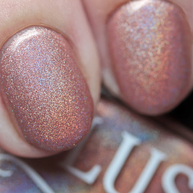 Blush Lacquers Princess Buttercup