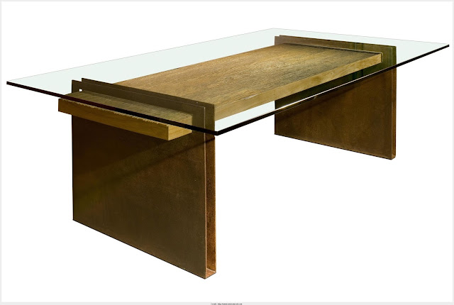 Table Bases For Glass Tops Dining Wall Picture