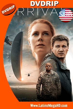 La Llegada (2016) DVDSCR Subtitulado - 2016
