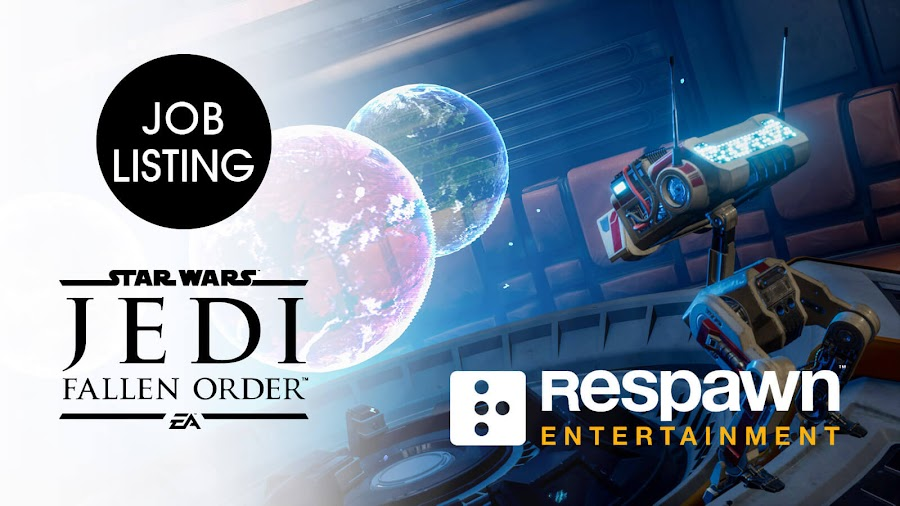 star wars jedi fallen order sequel ps5 xbox series x job listing rumor respawn entertainment