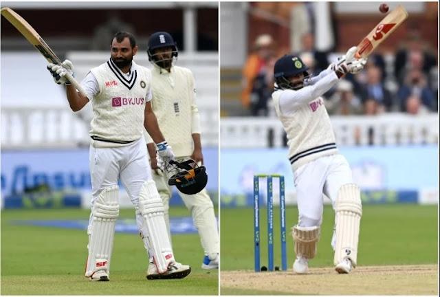 भारत ने लॉर्ड्स में अंग्रेजों को किया चारों खाने चित, ये खिलाड़ी बने मैच के हीरो