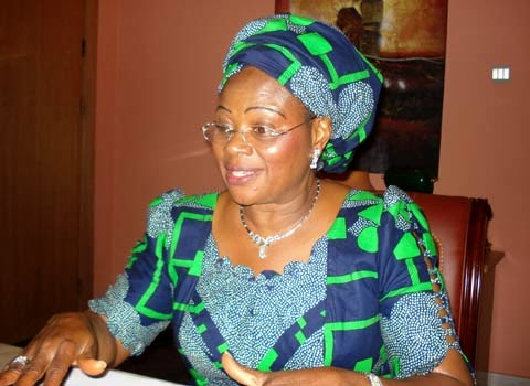 Late Prof. Dora Akunyili's Body Arrive Nigeria