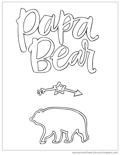 free father's day coloring pages