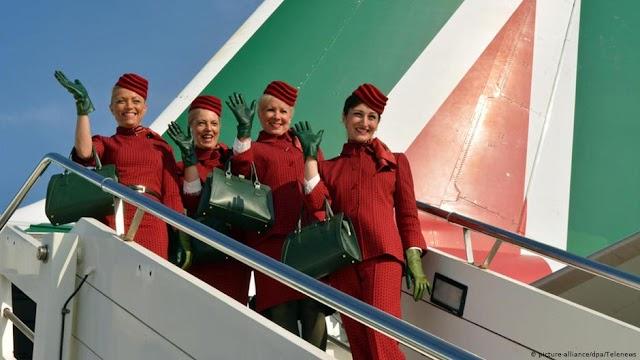 Η Alitalia φεύγει, η Ita έρχεται